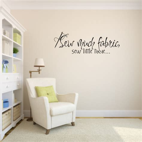 Wall For Sewing Room by Sewing Room Wall Decals Studio Design Gallery Best
