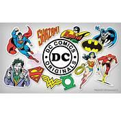 DC Comics Originals Stickers  StickerYou Products