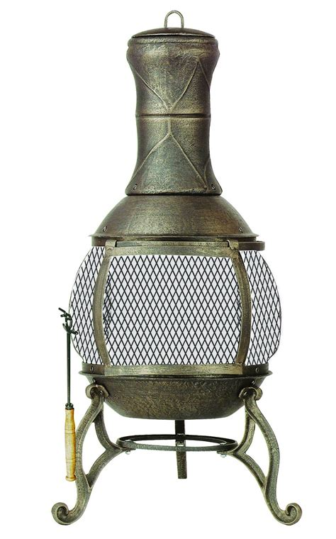 Patio Chiminea Great Chiminea Options To Enhance Your Patio Teak Patio