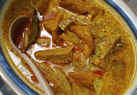 bumbu membuat tempe tahu bacem wisata kuliner indonesia kuliner resep membuat sayur tahu
