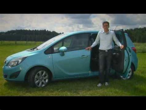 Opel Meriva Test Adac by Opel Meriva Im Test Autotest 2010 Adac Youtube