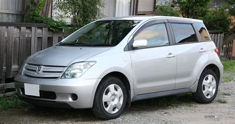 Toyota Ist Toyota Ist User Manual