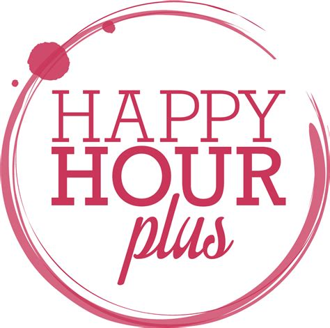 our happy hours happy hour plus logo missem works