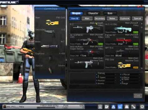 jualbeli char pb garena gameonlineflash com jual char point blank youtube