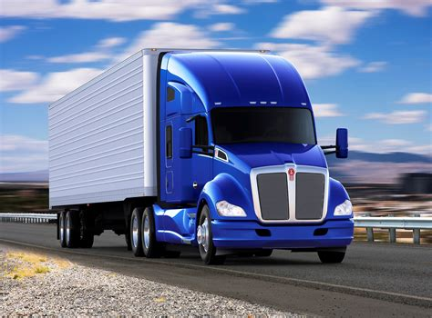 kenworth t680 kenworth makes bendix collision mitigation system standard