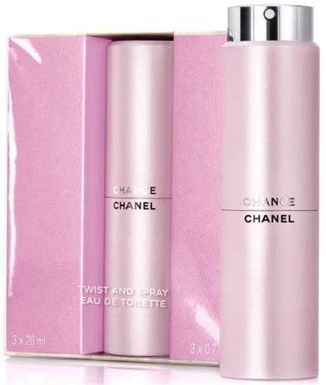 Sprei Channel chanel chance twist and spray fabelish