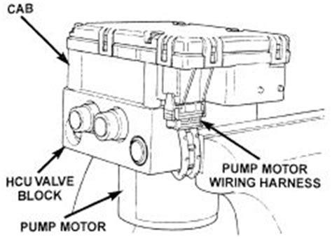 repair guides anti lock brake system abs pump assembly autozone com repair guides anti lock brake system abs controller anti lock brake cab module