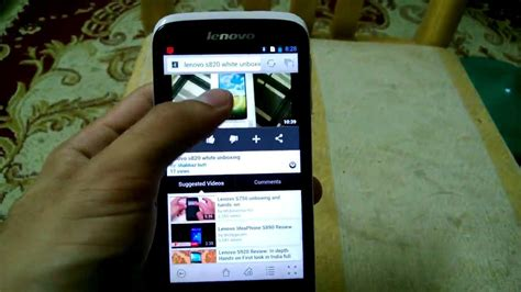 browser speed test lenovo s820 web browser speed test review