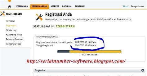kode jebolan internet trhee kode aktivasi avast internet security keygen
