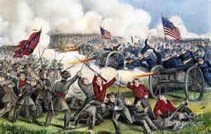 Civil war gettysburg 1863 photograph
