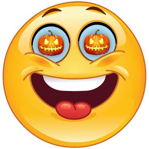 emoji halloween halloween emojis scary emoji icons stickers on the