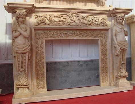 marble fireplace mantels fireplace surrounds carved cherubim carved fireplace fireplace fireplace