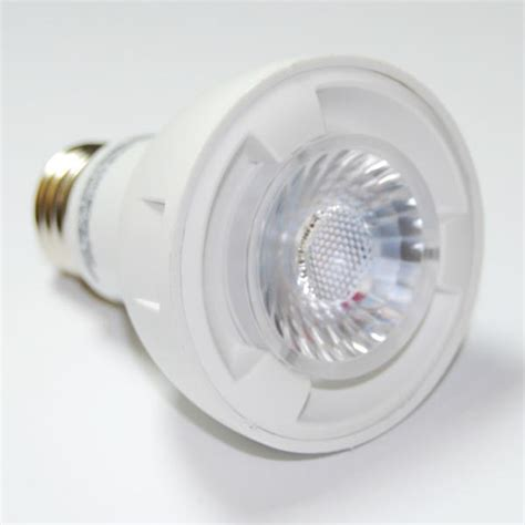 high quality led 7w waterproof par20 dimmable warm white light bulb bulbamerica