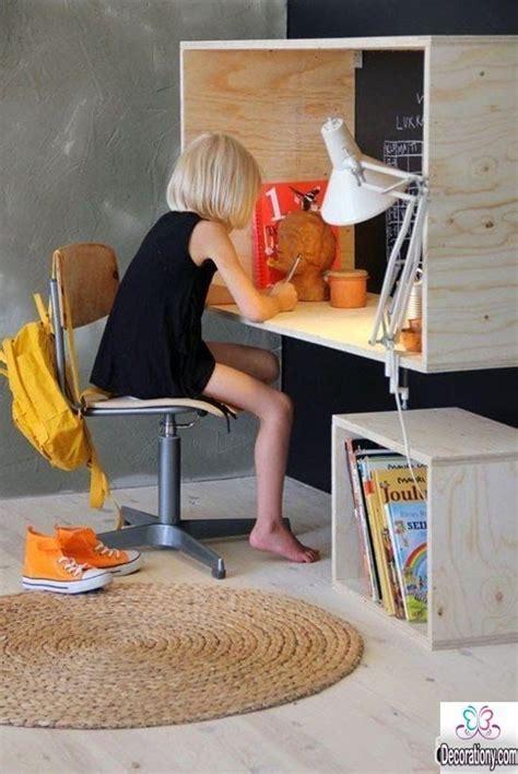 kids desk idea 17 smart diy desk ideas for home office decorationy