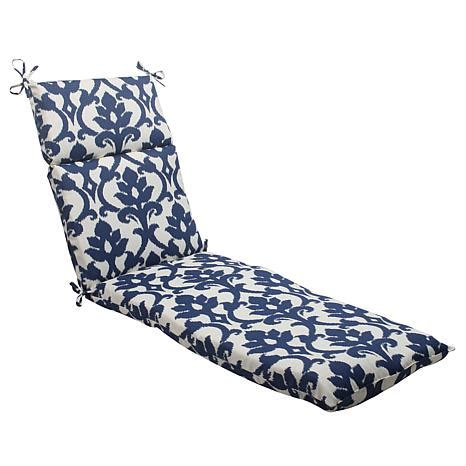 pillow outdoor bosco chaise lounge cushion navy