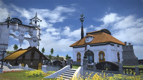 ffxiv housing items final fantasy xiv s player housing to include over 300 custom parts nova crystallis