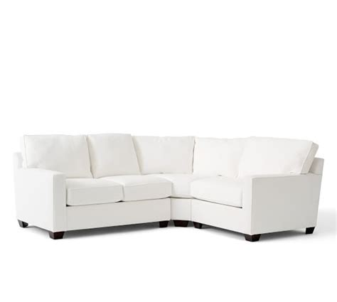 curved wedge sectional sofa buchanan square arm upholstered curved 3 sectional