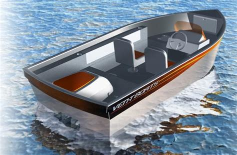 small fishing boat manufacturers ven tboats