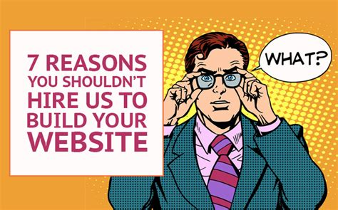 7 Reasons You Shouldnt Communicate by 7 Reasons You Shouldn T Work With Us Jammy Digital