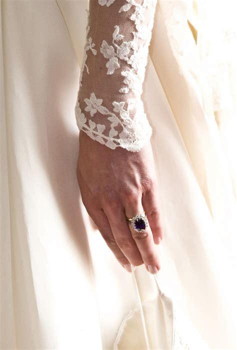 royal engagement and wedding rings photos