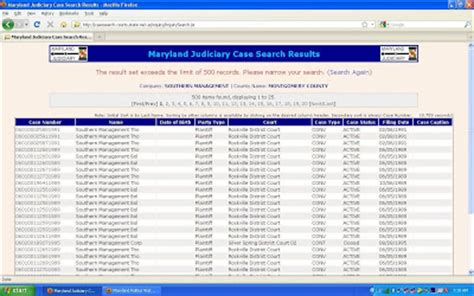 Md Judiciary Search Pin Maryland Judiciary Search Results On