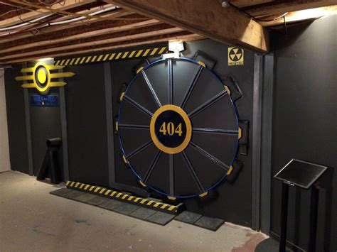 fallout themed room check out this fallout inspired gaming room door gamespot