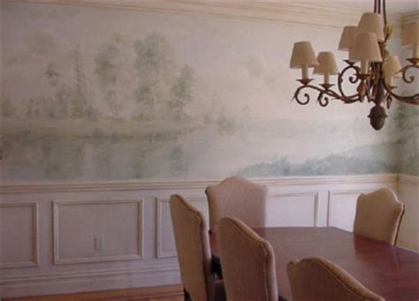 dining room murals otherwise occupied dining room murals