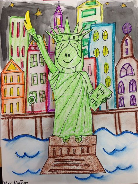 statue of liberty crafts for 62 best images about activities for my statue of liberty