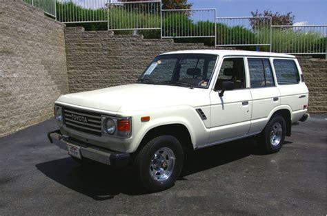 1986 Toyota Land Cruiser 1986 Toyota Land Cruiser Pictures Cargurus
