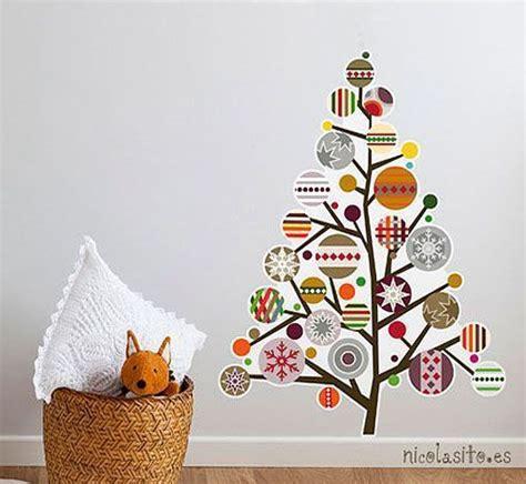 vinilos wish decoraci 243 n navide 241 a alterantiva con vinilos decorativos