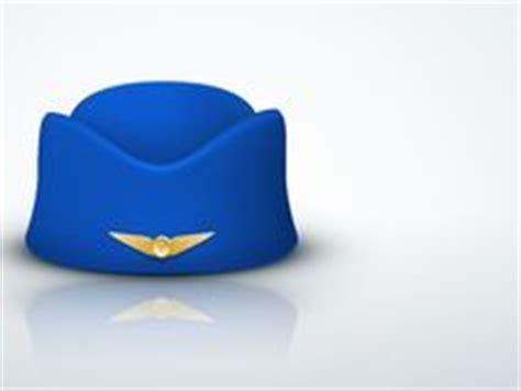 How To Make An Air Hostess Hat Out Of Paper - stewardess hat of air hostess vector stock