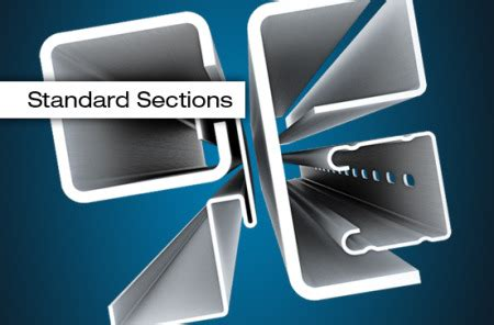 standard hot rolled steel sections standard sections voestalpine profilform