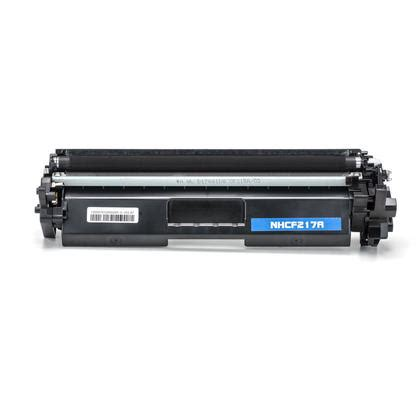 Toner 17a compatible hp 17a cf217a black toner cartridge no chip 123inkcartridges 123ink ca canada