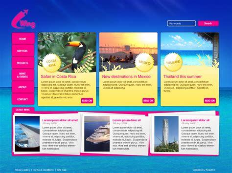 homepage design concepts martin klausen