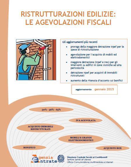 ristrutturazione casa agevolazioni fiscali detrazioni fiscali per ristrutturazione