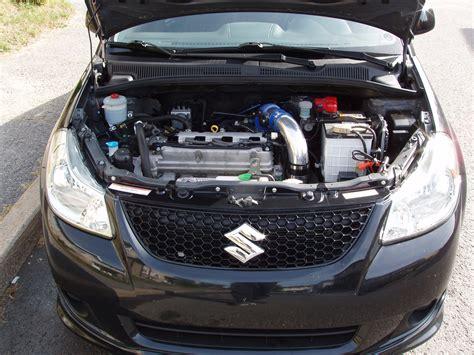 Suzuki Sx4 Motor 2008 Suzuki Sx4 Pictures Cargurus