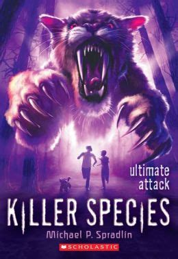 ultimate attack (killer species series #4) by michael p