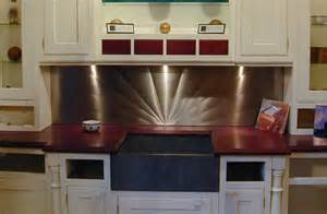 stainless steel backsplashes brooks custom kitchen ideas amp design with
