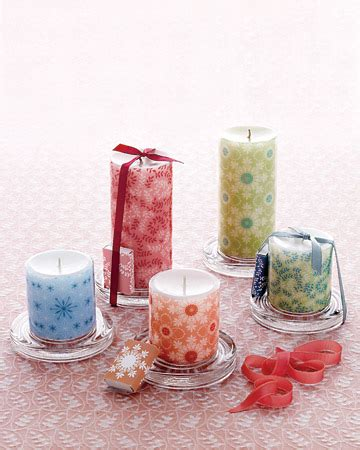 Handmade Decorative Candles - craftionary