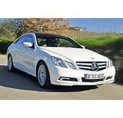 Mercedes E250 CDI Coupe SE  Auto Express