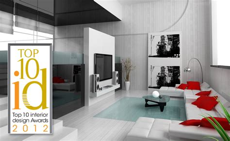 top 10 interior design awards 2012