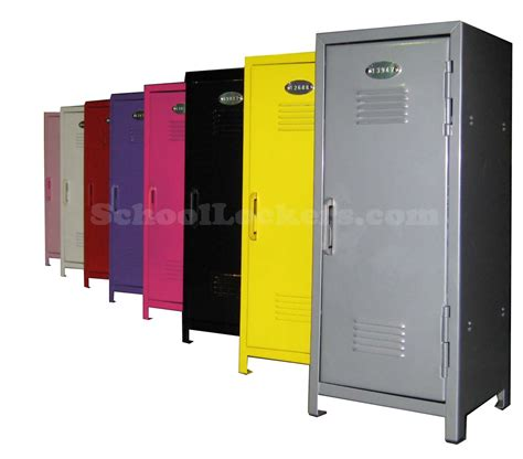 tiny metal lockers for schoollockers
