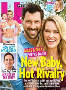 Us Weekly Goes Bald On This Weeks Cover by Flip Or Flop S El Moussa In Mini Dress Daily