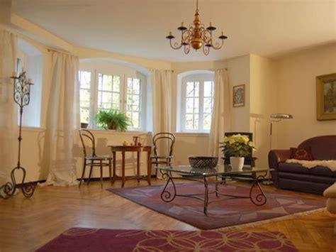 romantisches wohnzimmer ferienwohnung am schloss taunus hessen karlheinz johne