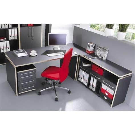 ensemble de bureau ensemble bureau meuble de rangement et caisson achat