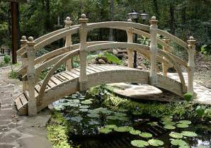 landscape bridge selecting the perfect garden bridge tufudy