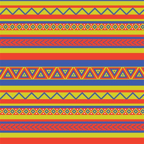 mexican pattern history the first one or hello everyone los ojos pardos