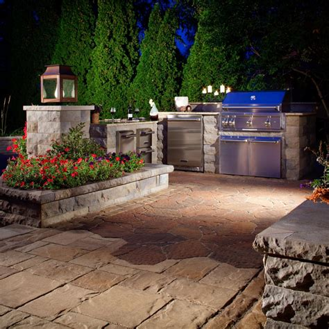 Tips For An Outdoor Kitchen Diy Outdoor Kitchen Lights