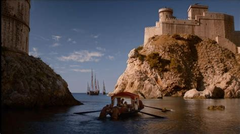 kings landing croatia walls of dubrovnik game of throne locations dubrovnik