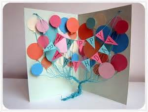 cool handmade birthday cards trendy mods